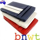 New Quality Full Grain Leather Magic Wallet - Free Shipping - Aussie Seller