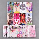 Colorful Cute Pattern Hard PC Back Case Cover for Samsung Galaxy S4 i9500 NEW