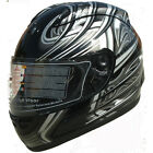 Motorcycle Helmet Full Face Sports Helmets DOT 169 black