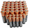 Duracell 30 AA + 10 AAA Batteries Copper Top Alkaline Long Lasting $10.99