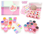 CANNI 5ML 12 Colors Nail Art UV LED Soak-Off Color Gel Decoration Nail Painting