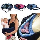 Infant newborn Baby carrier Sling wrap swaddling kids Nursing Papoose bag Pouch