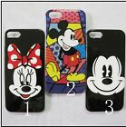 1 x Cute Mickey Minnie Hard Back Case Cover Skin for iPhone 5 5G