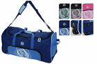 Extra Large Sports Bag Equipment Holdall Sports Bag with Wheels Travel Holdall