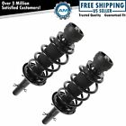 Front Struts & Springs Pair Set for Volkswagen VW Golf Jetta Beetle