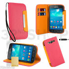 STAND BOOK PU LEATHER WALLET CASE COVER FOR SAMSUNG GALAXY S3 Siii i9300 <br/> Fast delivery + Free screen protector &amp; cleaning cloth