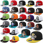 "CITYHUNTER SNAPBACK CAP "" CARTOON "" 2-TONE NEW TRUCKER COMIC KAPPE"