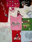 NWT Gymboree Long Sleeve Graphic Shirts Spring School Fall Winter Snow Choice