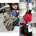 Women Useful  Large Canvas  Girl Purse Handbag Shoulder Bag Tote Moonar New DZ88