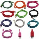 2M  Charger Sync Cable Adapter For Samsung HTC Iphone 4 4s 5 High Quality