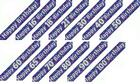 Holographic Purple Party Banner 2.7m Long Happy Birthday/ Special Age 16 to 100