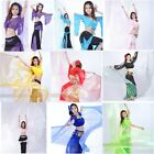 9 Colors Professional Dancewear Belly dance Costume Isis Wings Brilliant Dream