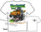 Rat Fink T Shirt Volkswagens Rule Bug Beetle Ed Roth Apparel Sz M L XL 2XL 3XL
