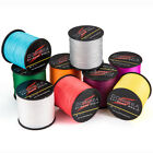 Agepoch Super Strong Dyneema PE Braided Sea Fishing Line 100M