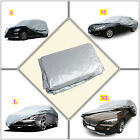 Full Car Cover UV Protection Waterproof Breathable For Peugeot 207 307 407 607