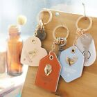 Humming Key Holder Ver.4 Chains Rings Cow Leather Cute Kawaii Owl Deer Whale