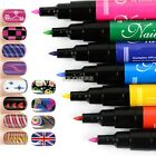 Nail Art Pen Painting Design Tool  Drawing for UV Gel Polish 15 colors to Choose