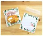Self Adhesive Candy Bag Cellophane Pack Xmas Party Gift Cookies Bags 50pcs