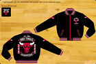 Chicago Bulls Jacket NBA Finals Champions Commerative Light Weight Reversible