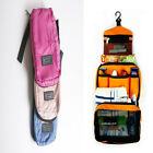 Travel Toiletry Hanging Makeup Cosmetic Beauty Wash Bag Purse Grooming Organizer