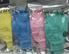 Stretch Bath Body Exfoliating Gloves Shower Skin Softening Spa Shower Bath NEW