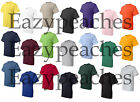 Peaches Mens Big Tall POCKET Tees LT-2XLT 3XLT 4XLT 50/50 COTTON BLEND T-Shirts