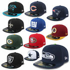 NEW ERA CAP 59FIFTY NFL ON FIELD CALCIO RAIDERS REDSKINS GIGANTI SEAHAWKS UVM