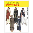 McCall's 2060 Sewing Pattern to make Adult Nativity or Passion Biblical Costumes