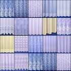 CHOICE OF EXCELLENT VALUE SUPERIOR QUALITY NET CURTAINS - SOLD BY THE METRE
