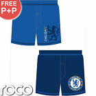 Boys Official Chelsea Football Club Boxer Shorts 2 Pack Underwear Ages 5-12