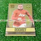 13/14 MANCHESTER UNITED PLATINUM PREMIER LIMITED CARDS PANINI 2013 2014 MAN UTD
