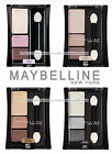 MAYBELLINE* Expert Wear TRIO EYESHADOW Black Case ORIGINAL STYLE *YOU CHOOSE*