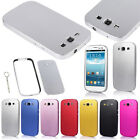 Fashion Deluxe All Metal Aluminum Case Cover For Samsung Galaxy S 3 III i9300