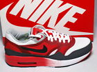 Nike Air Max 1 C2.0 White Black Red NSW Sportswear Running Shoes 631738-106