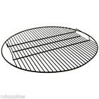 Round Outdoor Fire Pit Cooking Grill Grate