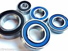 6300 2RS - 6306 2RS SERIES..HIGH PERFORMANCE BEARINGS..Chrome or Stainless