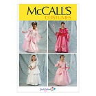 McCall's 6897 OOP Sewing Pattern to MAKE Cute Girls' Bride Fairy Period Costumes
