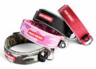 "EZYDOG WIDE REFLECTIVE PADDED NEOPRENE DOG COLLAR ""NON ROT / NON SMELL"""
