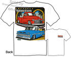 Truck Tee Shirts Chevy T Shirts 1947-1953 Pickup 1962-1966 Classic Car Shirt