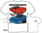 Corvette Shirts Corvette Clothing C5 Chevy Tshirt Chevrolet Apparel Vette Tee