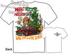 Rat Fink Shirts 49 50 51 Mercury 1949 1950 1951 Custom Car T Shirt Big Daddy Tee