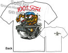 Ratfink T Shirts 100% Ford 65 1965 Falcon Tee Big Daddy Shirt Ed Roth Clothing