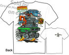 Ratfink T Shirts Big Daddy Shirt Mopar Clothing Hemi T Shirts Muscle Car Apparel