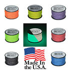 Glow in the Dark & Reflective Micro Cord: 1/16? (1.18mm Diameter) 125 Feet Spool