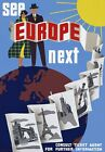 TR40 Vintage American See Europe Next Travel Poster Re-Print A1/A2/A3/A4