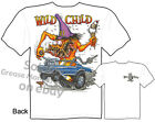 Ratfink T Shirts Big Daddy Clothing Pontiac Shirts Ed Roth Tshirt GTO Wild Child
