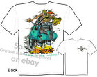 Ratfink T Shirts Hot Rod Clothes Ford Shirt Big Daddy Clothing 48-53 Anglia Tee