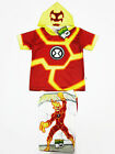 Ben 10 HeatBlast Polyester Fancy Suit Outfit T-Shirt+Shorts Size S-XL age 3-10