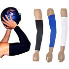 1 pairs Arm Sleeves UV Sun Protection Basketball Gym Cycling Volleyball Stretch