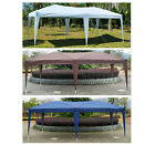 New 10' x 20' Outdoor Easy Pop Up Canopy Gazebo Cover Wedding Party Tent